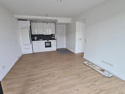 Neubau-Moderne und kompakte 2-Zimmer-Wohnung in zentraler Lage von Wandsbeker Markt