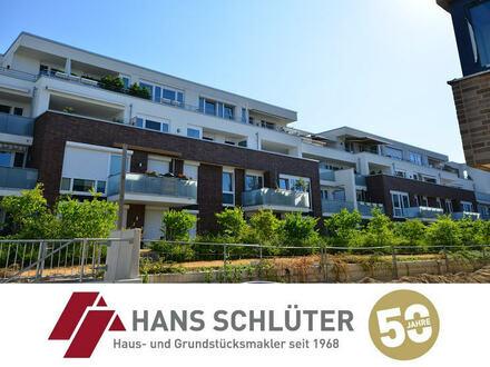 Neuwertige 3-Zi.-Eigentumswohnung in bevorzugter Wohnlage