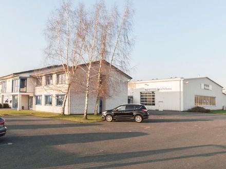 Krananlagen³ - TOP Produktionsstätte zum Kauf