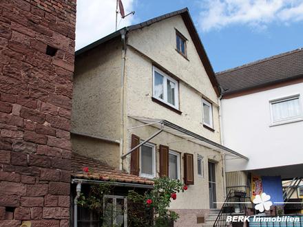 BERK Immobilien - Kleines Einfamilienhaus mit Ausbaupotential und Garten sucht junge Familie!