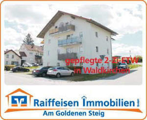 Gemütliche 2-Zimmer-ETW in Waldkirchen