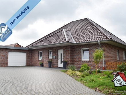 Gepflegter Bungalow in Saterland!!