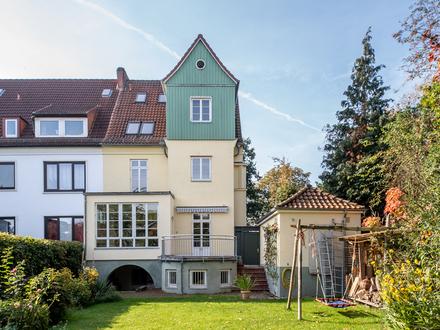 Historisches Stadthausjuwel in Bremens bester Lage