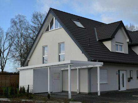 Doppelhaushälfte in Steinhagen