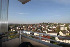 Über den Dächern von Backnang