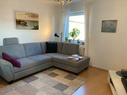 Helle, gepflegte 3-Zimmer-Wohnung mit Balkon in Bamberg-Gaustadt