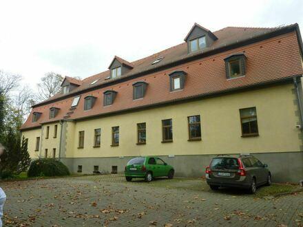 1 Raumwohnung im Alten Rittergut von Elstertrebnitz