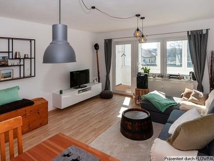 Bezaubernde 2-Zimmer-Wohnung in der alten Ravensburger Weststadt!