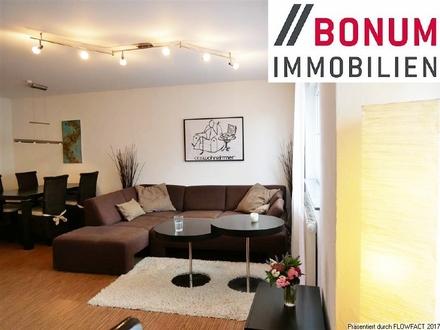 Modern möblierte 2,5-Zimmer-Wohnung in zentraler, guter Wohnlage
