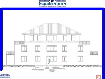 !!!Neubau-Obergeschoss-Eigentumswohnung in ruhiger und zentraler Wohnlage von Papenburg!!!
