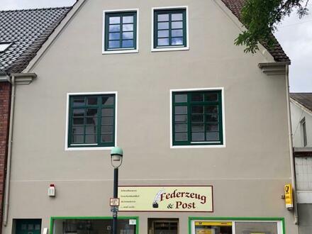 Drei-Zimmer Wohnung mit Gartennutzung in Hemelingen