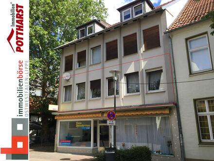 Gut geschnittene 3-Zimmerwohnung mit Balkon Nähe Neuer Markt!