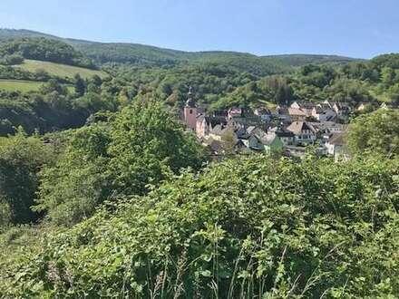 BAYER Immobilien GmbH:Natur pur!! Idyllisch gelegenes und bezahlbares Baugrundstück in Oberheimbach