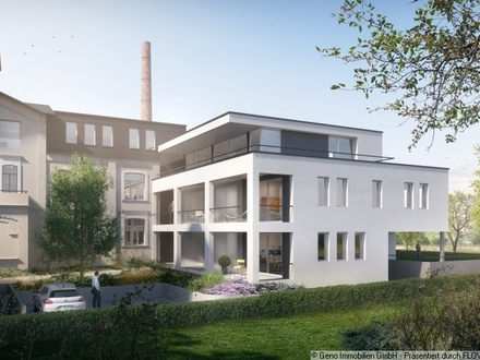 Hier triff Geschichte auf Moderne - Eigentumswohnungen nahe Ravensberger Park