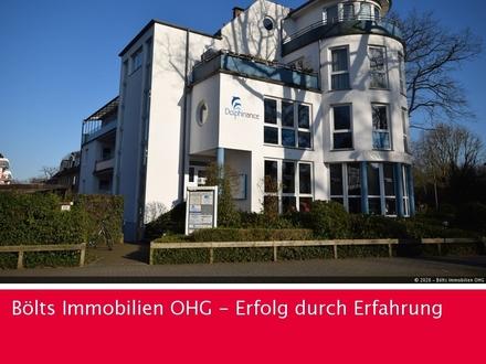 Charmante 2-Zimmer Wohnung mit großem Balkon und 2 Stellplätzen