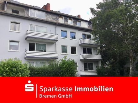 Modernisierte 4 Zimmer Eigentumswohnung im schönen Stadtteil Bremen Alt-Osterholz