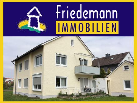 Grundrenoviertes 3 Fam.-Haus mit neuen exklusiven Bädern, Terrasse, Balkon, großem Garten und Garage in Kirchlengern