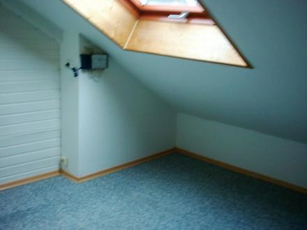 2 ZKnB 55 m² sofort 400,- 100,- DG in Rederzhausen o.Balkon an 1 Pers./NR...