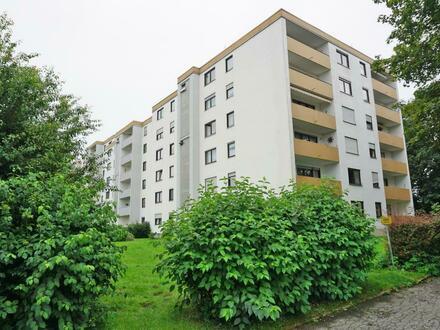 Langfristig vermietete Wohnung zu verkaufen