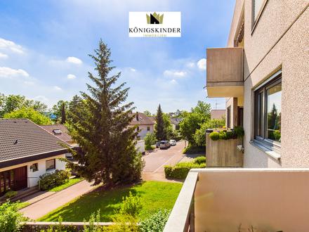 Schöne 2 Zimmer-Wohnung in Aussichtslage inklusive Tiefgaragen-Stellplatz