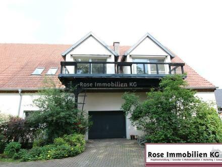 Sie lieben den Mühlenkreis? Großzügige Maisonette Wohnung in idyllischer Lage von Hille!