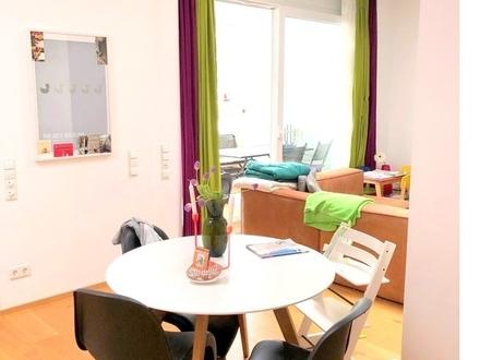 Moderne Wohnung - zentral in Tübingen