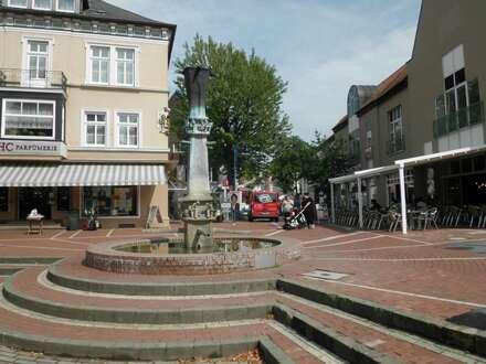Begehrte Innenstadtlage - am Markt! Nicht nur für Senioren! - Bezugsfrei -