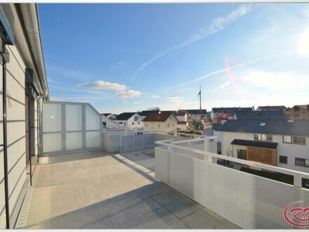 Taufkirchen VILS - Wohnung mit traumhafter Dachterrasse +Robert Decker Immobilien+