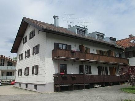 Vermietete 4-Zimmer-Dachgeschoss-Wohnung