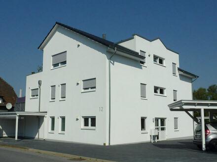 Moderne 2-Zimmerwohnung mit kleinem Gartenanteil in Löhne!