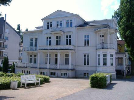 Gastronomie im repräsentativen alten Stadthaus im Herzen von Bad Pyrmont