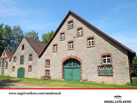 Außergewöhnliches Bauernhaus mit Weideland