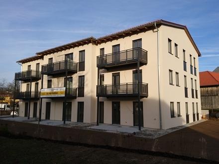NEUBAU barrierefrei! 2-Zimmer-Wohnung. mit Balkon!
