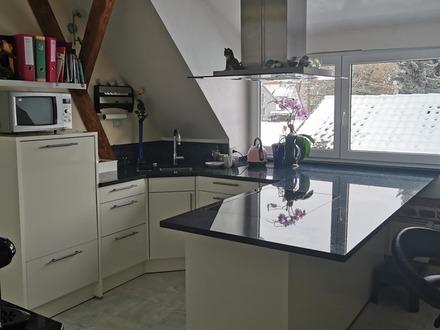 Hübsche 4 Zimmer-Wohnung mit zwei Balkonen in beliebter Lage von Leutkirch!