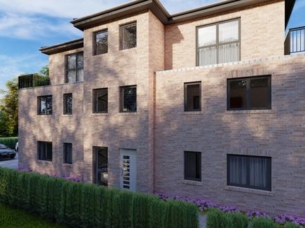 Stylische KfW 55 Neubau Penthouse mit 2 Zimmer und großer Dachterrasse in Bürgerfelde zum 01.03.2020