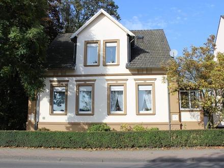 Haus mit Charme vergangener Tage in Innenstadtlage