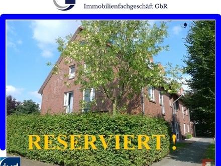 Anlageobjekt! Eigentumswohnung am Stadtrand von Westerstede