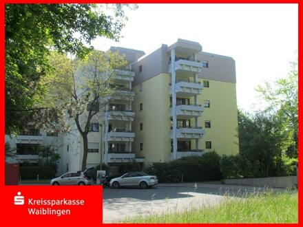 Vermietete Zwei-Zimmer-Wohnung nahe Probstsee-Park in S-Möhringen
