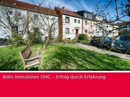 Charmantes Reihenmittelhaus in bester Lage von Bremen Riensberg