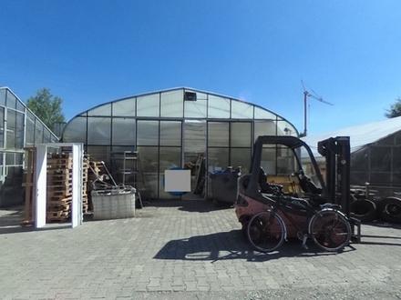 Lagerflächen in verschiedenen Größen von 50 bis 120 qm bei Fürstatt!