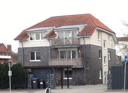 Maisonettewohnung mit großer Dachterrasse - Anfang Gremmendorf