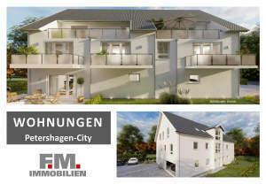 Eigentumswohnungen in Petershagen-City - Neubau KfW55