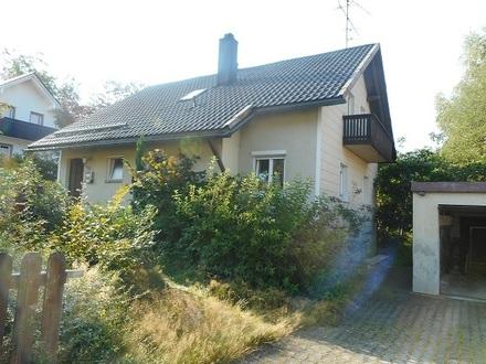 Einfamilienhaus in Grafenau/Nähe Zentrum