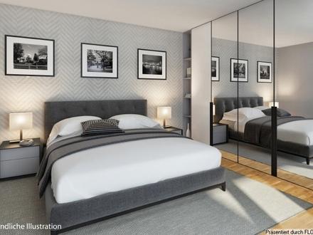 Sang ONE - Gehobene 3-Zimmer-Wohnung mit Gäste-WC und Terrasse