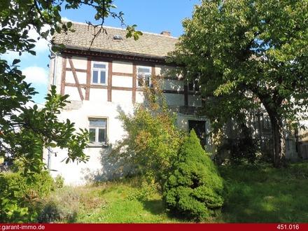 Fachwerkhaus am Rande der Dahlener Heide an Liebhaber zu verkaufen