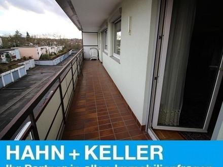 Ideal für Paare! Attraktive 3 Zimmer Wohnung in S-Plieningen!