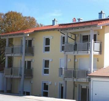 Exklusive 3 Zimmer Wohnung mit Terrasse & Gartenanteil sowie Garage, im Passauer Westen zu vermieten!