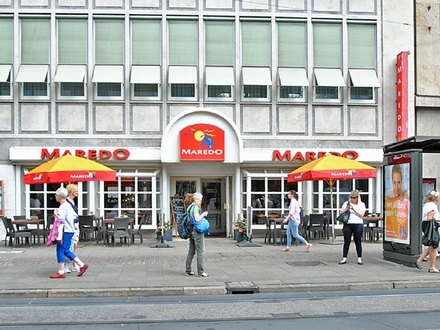 Gastronomiefläche in der Bremer Innenstadt