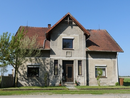 Solides Wohnhaus