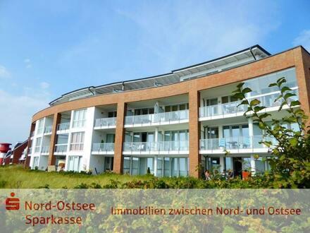 Das Meer direkt im Blick - großzügige Eigentumswohnung in TOP-Lage am Strand von Wittdün!